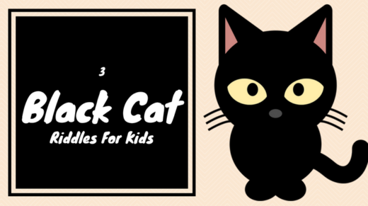 Black Cat Riddles For Kids