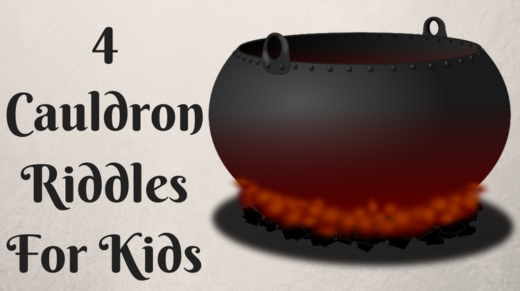 Cauldron Riddles For Kids