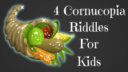 Cornucopia Riddles For Kids