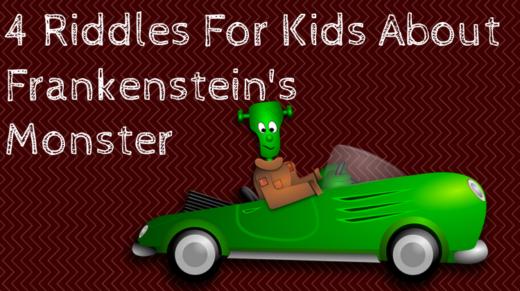 Frankenstein's Monster Riddles For Kids
