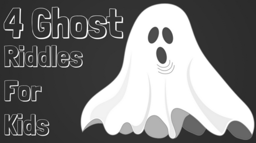Ghost Riddles For Kids