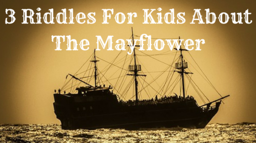 Mayflower Riddles For Kids