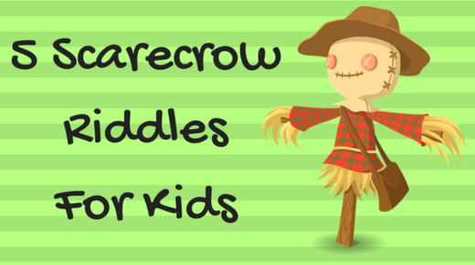 Scarecrow Riddles For Kids