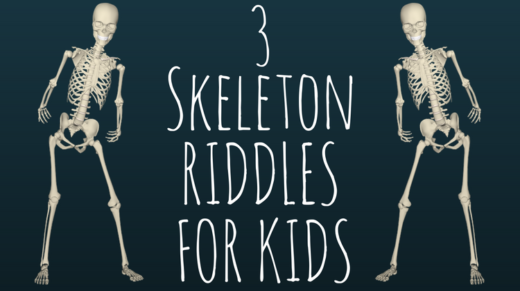 Skeleton Riddles For Kids