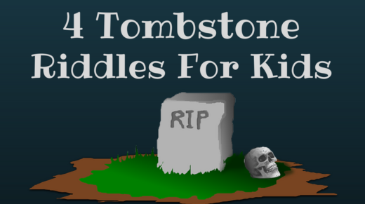 Tombstone Riddles For Kids