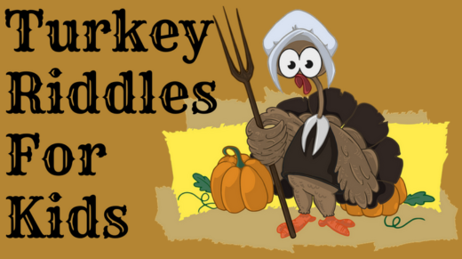 Turkey Riddles For Kids