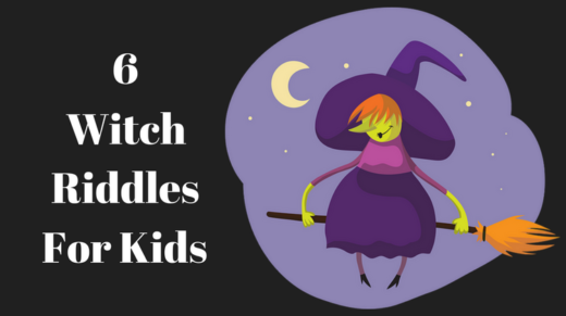 Witch Riddles For Kids