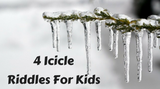 4 Icicle Riddles For Kids