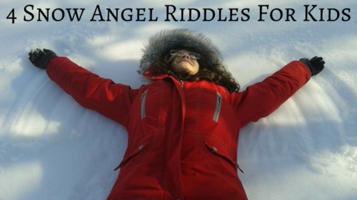 4 Snow Angel Riddles For Kids