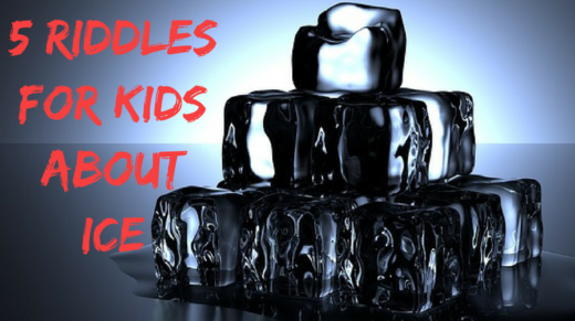 5 Ice Riddles For Kids