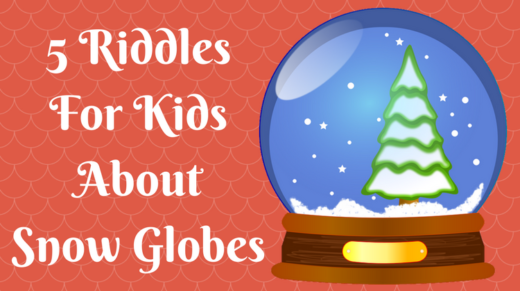 5 Snow Globe Riddles For Kids