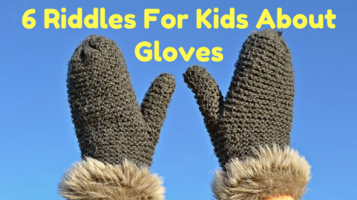 6 Gloves Riddles For Kids
