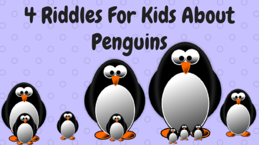 4 Penguin Riddles For Kids