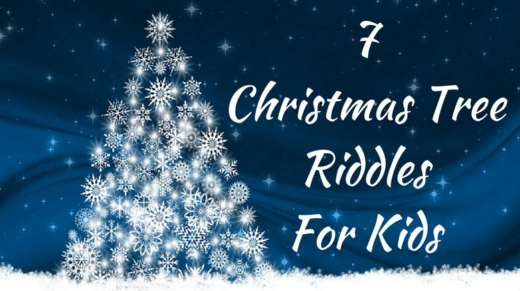 7 Christmas Tree Riddles For Kids