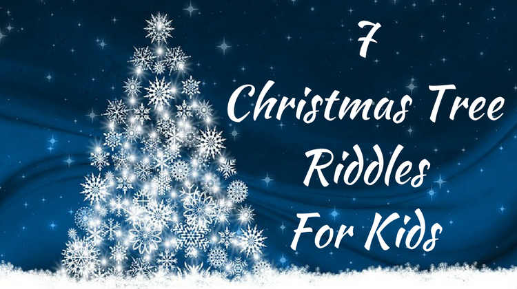 Christmas Tree Riddles