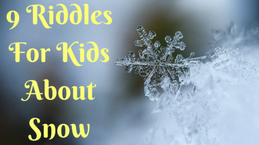 9 Snow Riddles For Kids