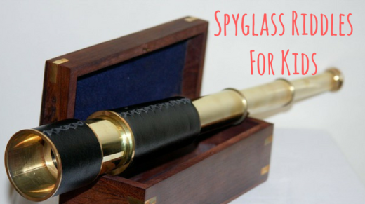 Spyglass Riddles For Kids