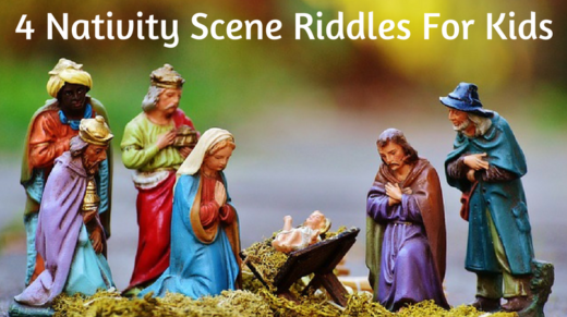 Nativity Scene Riddles For Kids