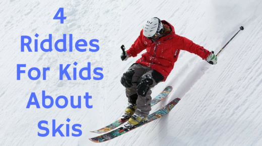 4 Skis Riddles For Kids