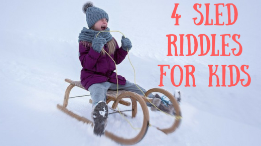 4 Sled Riddles For Kids