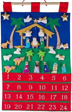 Advent Calendar Riddles