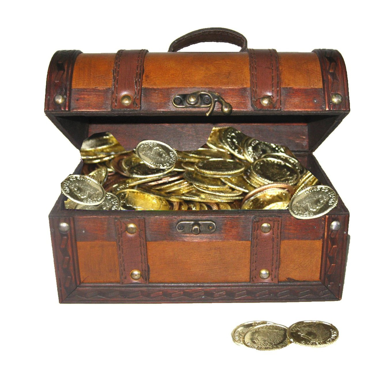Treasure Chest Riddles