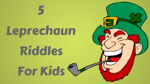 5 Leprechaun Riddles For Kids