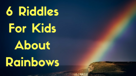 6 Rainbow Riddles For Kids