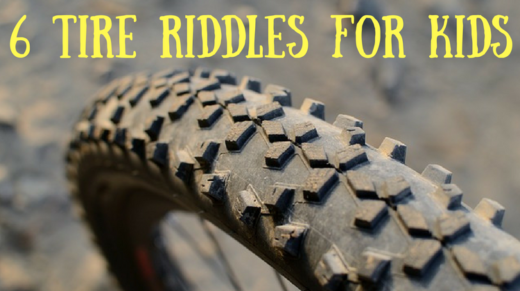 6 Tire Riddles For Kids