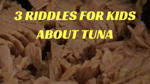 3 Tuna Riddles For Kids