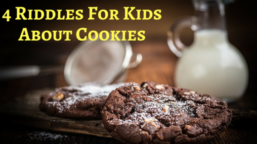 4 Cookie Riddles For Kids