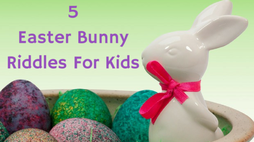 5 Easter Bunny Riddles For Kids