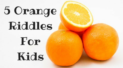 Orange Riddles For Kids