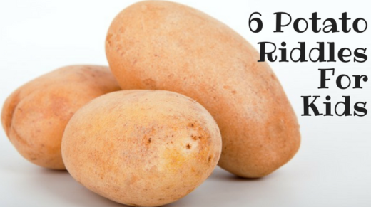 Potato Riddles For Kids