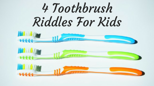 4 Toothbrush Riddles For Kids
