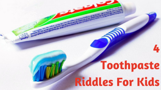4 Toothpaste Riddles For Kids
