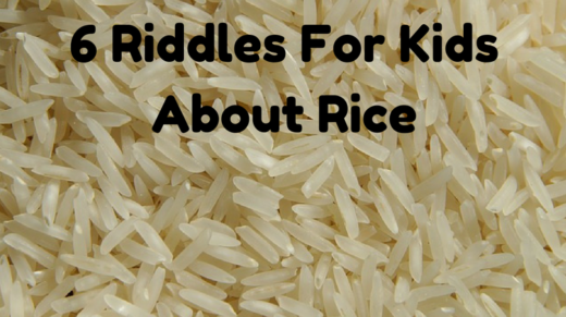 6 Rice Riddles For Kids