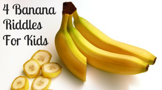 Banana Riddles For Kids