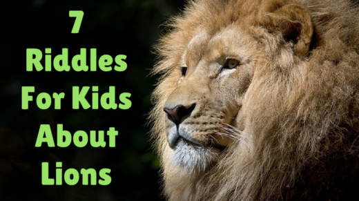 7 Lion Riddles For Kids