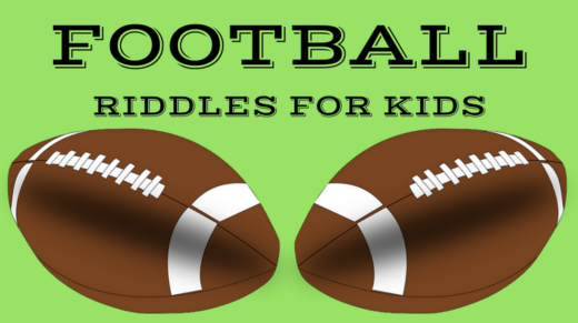Football Riddles For Kids