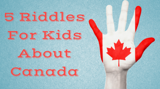 5 Canada Riddles For Kids