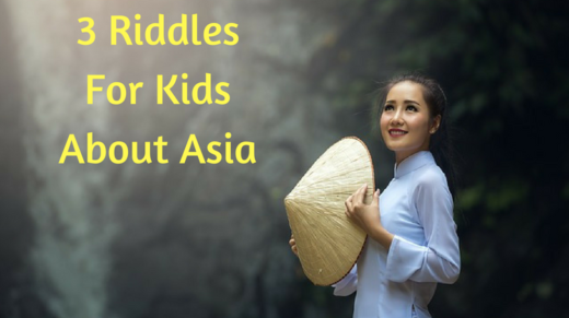 3 Asia Riddles For Kids