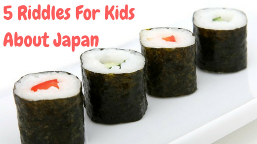 5 Japan Riddles For Kids