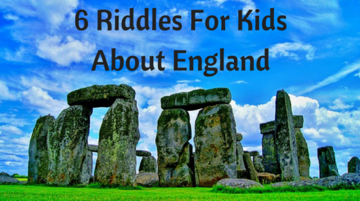 6 England Riddles For Kids