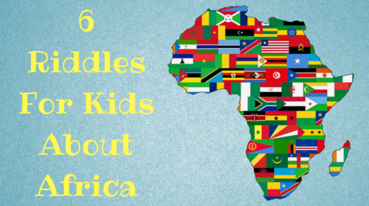 6 Africa Riddles For Kids