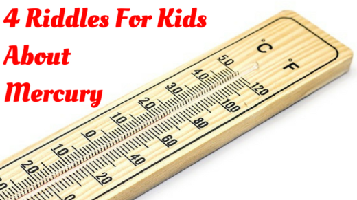 4 Mercury Riddles For Kids