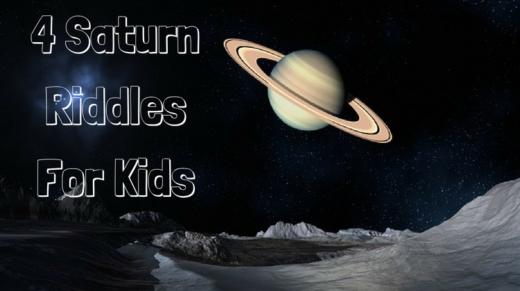 Saturn Riddles For Kids