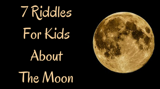 7 Moon Riddles For Kids