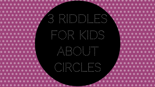 Circle Riddles For Kids