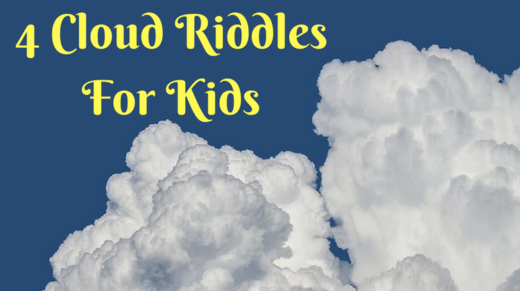 Cloud Riddles For Kids